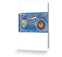 Clicks Ahoy! Greeting Card