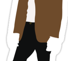 The Eleventh Doctor (Classic) - Doctor Who Sticker