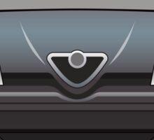 Modern Euro Icons Series Alfa Romeo 164 Quadrifoglio Q4 Sticker