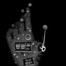 steampunk machine hand by tinncity
