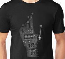 steampunk machine hand T-Shirt