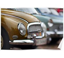 collectors cars Poster