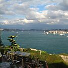 Sun over the Bosphorus by Maria1606