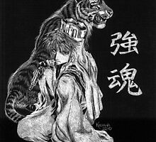 Year of the Tiger by LKBurke29