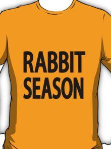 Rabbit Season T-Shirt