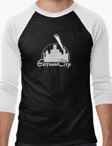 Where screams come true Men's Baseball ¾ T-Shirt