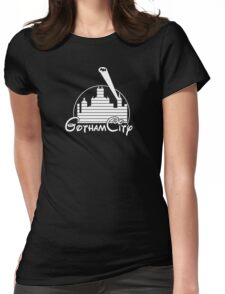 Where screams come true Womens Fitted T-Shirt