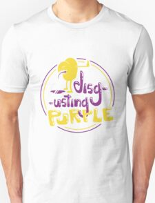 Disgusting PURPLE T-Shirt