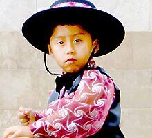 Cuenca Kids 354 by Al Bourassa