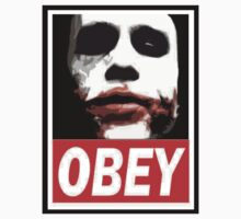 The joker (Obey) by ChappellDesigns