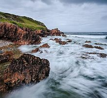 Coastal Chaos by Alan Owens