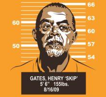 Henry Louis 'Skip' Gates by RayNoland