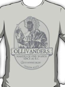 Ollivanders fine wands T-Shirt