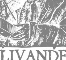 Ollivanders fine wands Sticker