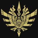Monster Hunter 4 Logo by RavishingRyan