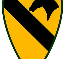 1st Cavalry Division, US Army by boogeyman