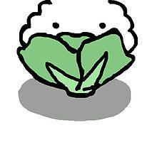 Cauliflower by MaryMcCrazy