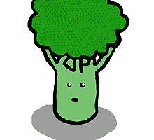 Broccoli by MaryMcCrazy