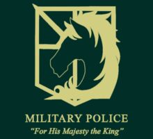 Military Police by MariaDesign