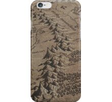 Rivendell to Moria iPhone Case/Skin