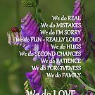 We Do Love by Paula Tohline  Calhoun