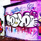 Graffiti, West Philly- September 2013 by Kater