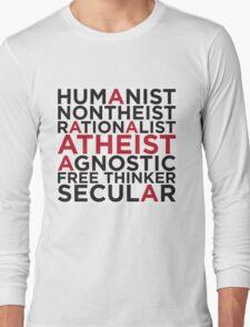 Humanist Long Sleeve T-Shirt