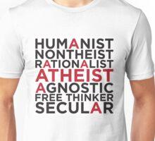 Humanist Unisex T-Shirt