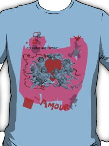 Amour Beat It T-Shirt