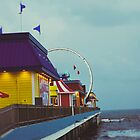 The Pier by Libertad  Leal
