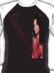 Ciara Csquad Shirt (White) T-Shirt