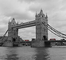 Tower Bridge - London by HeloiseDiez