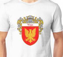 Vega Coat of Arms/Family Crest Unisex T-Shirt