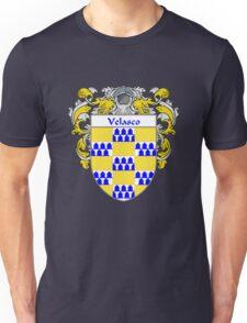 Velasco Coat of Arms/Family Crest Unisex T-Shirt