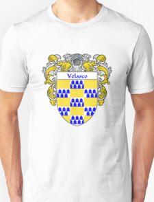 Velasco Coat of Arms/Family Crest T-Shirt