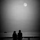 Lunar Romance by Brian Chase