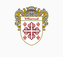 Villarreal Coat of Arms/Family Crest Unisex T-Shirt