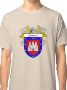 Zamora Coat of Arms/Family Crest Classic T-Shirt