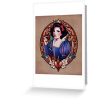 The Fairest - PRINT Greeting Card