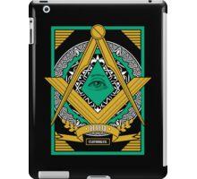 Freemasons iPad Case/Skin