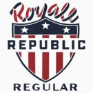 Vintage Royale Republic Gasoline by JohnOdz