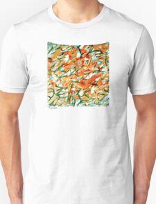 """Fury"" Digital Calligraphy T-Shirt T-Shirt"