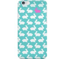 One Bunny iPhone Case/Skin