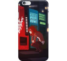 Steins;Gate Kurisu Dr.Pepper Machine iPhone Case/Skin