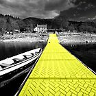 Yellow Brick Path  by Rob Hawkins