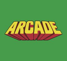 Arcade Yellow Kids Clothes