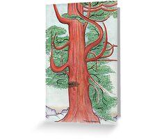 One Big Tree Greeting Card