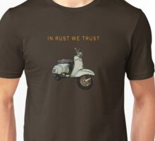 Vintage Vespa from italy Unisex T-Shirt