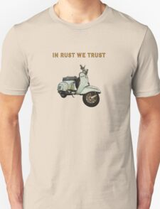 Vintage Vespa from italy T-Shirt