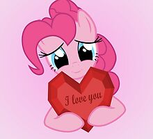 Pinkie Pie Loves You by Phoenix Blaze